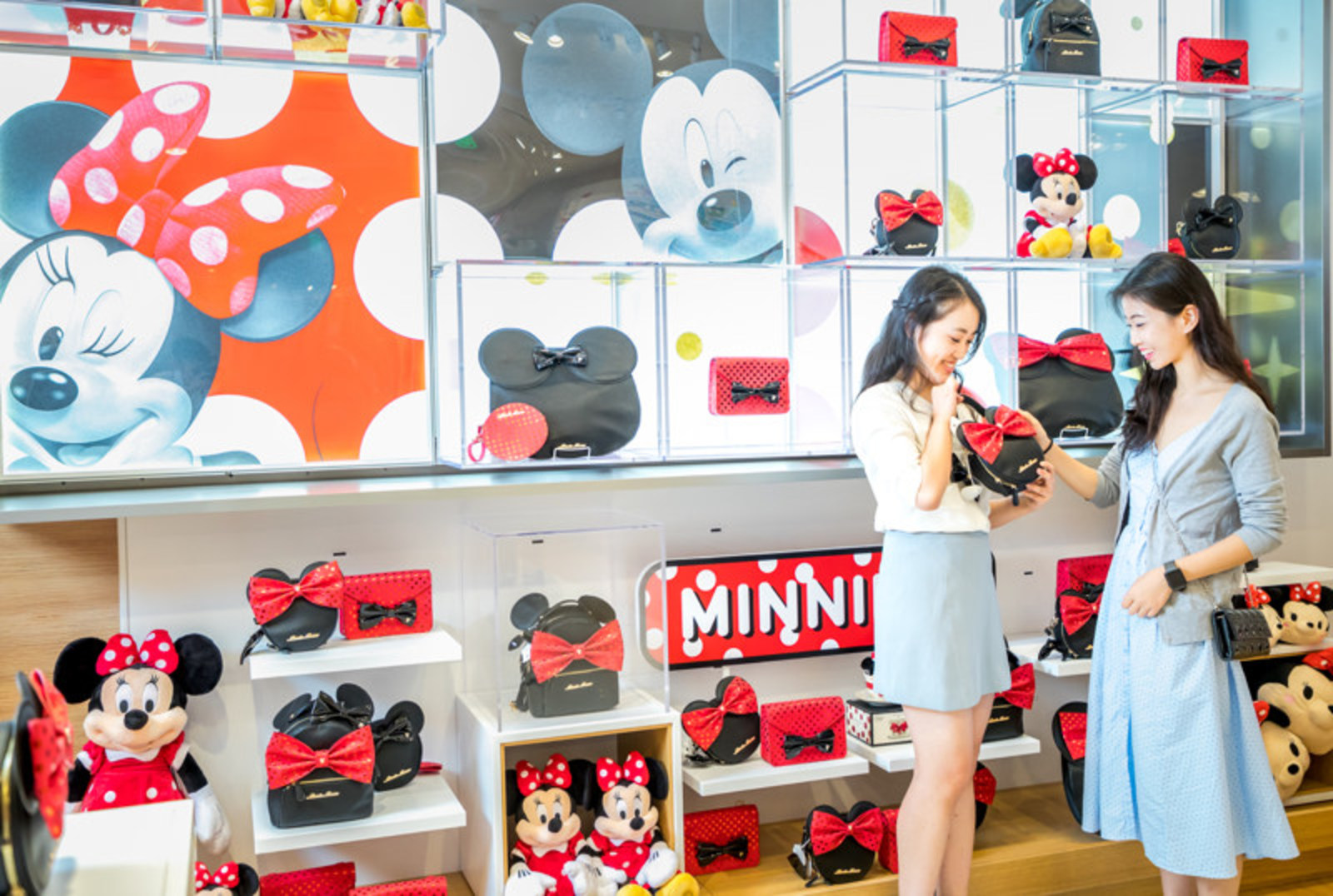 Disney Store Celebrates Grand Opening of Second Store in Shanghai