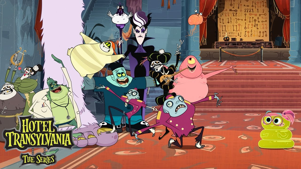 Disney Channel's Hotel Transylvania The Series and Sony Pictures Consumer Products Appoint Jazwares As Master Toy Partner with New Toy Line, And Teams With Publishers Simon & Schuster, along with Papercutz Comics for the Franchise!