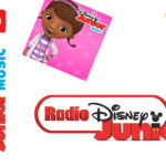 "Disney Junior Music Radio Station Launches On Apple Music Today, Friday, September 22, With ""Disney Junior Music: Nursery Rhymes Collection"" And 5 New EPs"