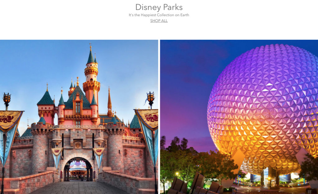 #shopDisney - Shop the Walt Disney Parks!