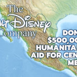 The Walt Disney Company Donates $500,000 In Humanitarian Aid To Support Mexican Communities Impacted By Recent Earthquakes