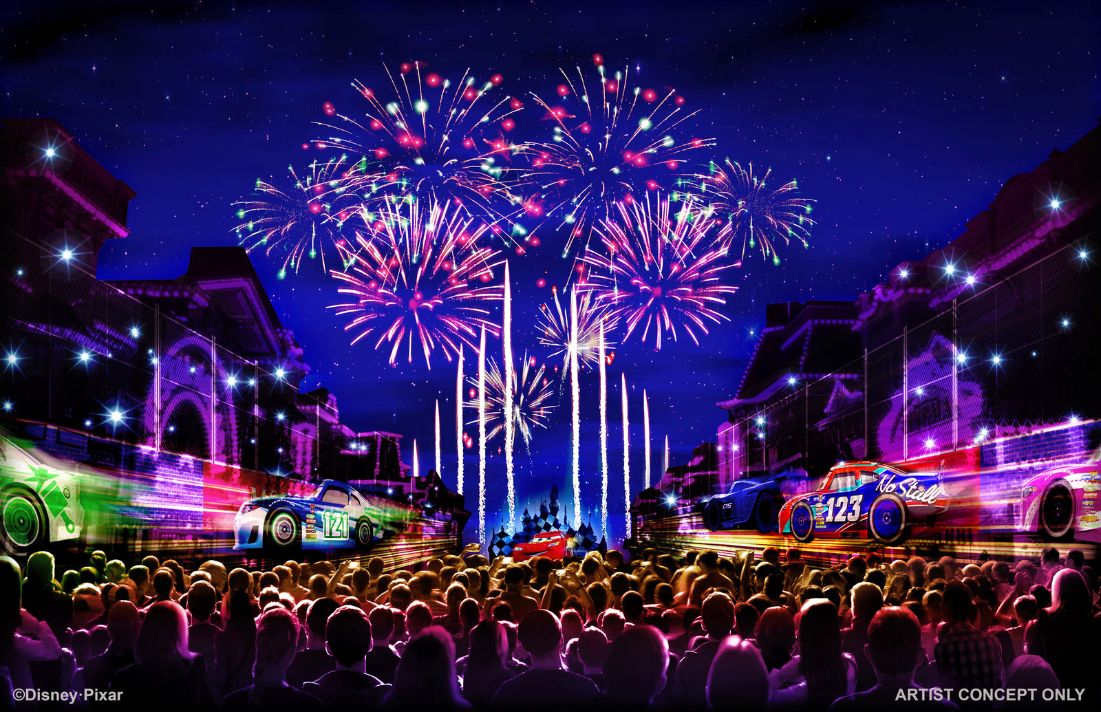 Pixar Fest, the Biggest Theme Park Celebration of Stories and Characters from Pixar Animation Studios, Opens at the Disneyland Resort April 13, 2018
