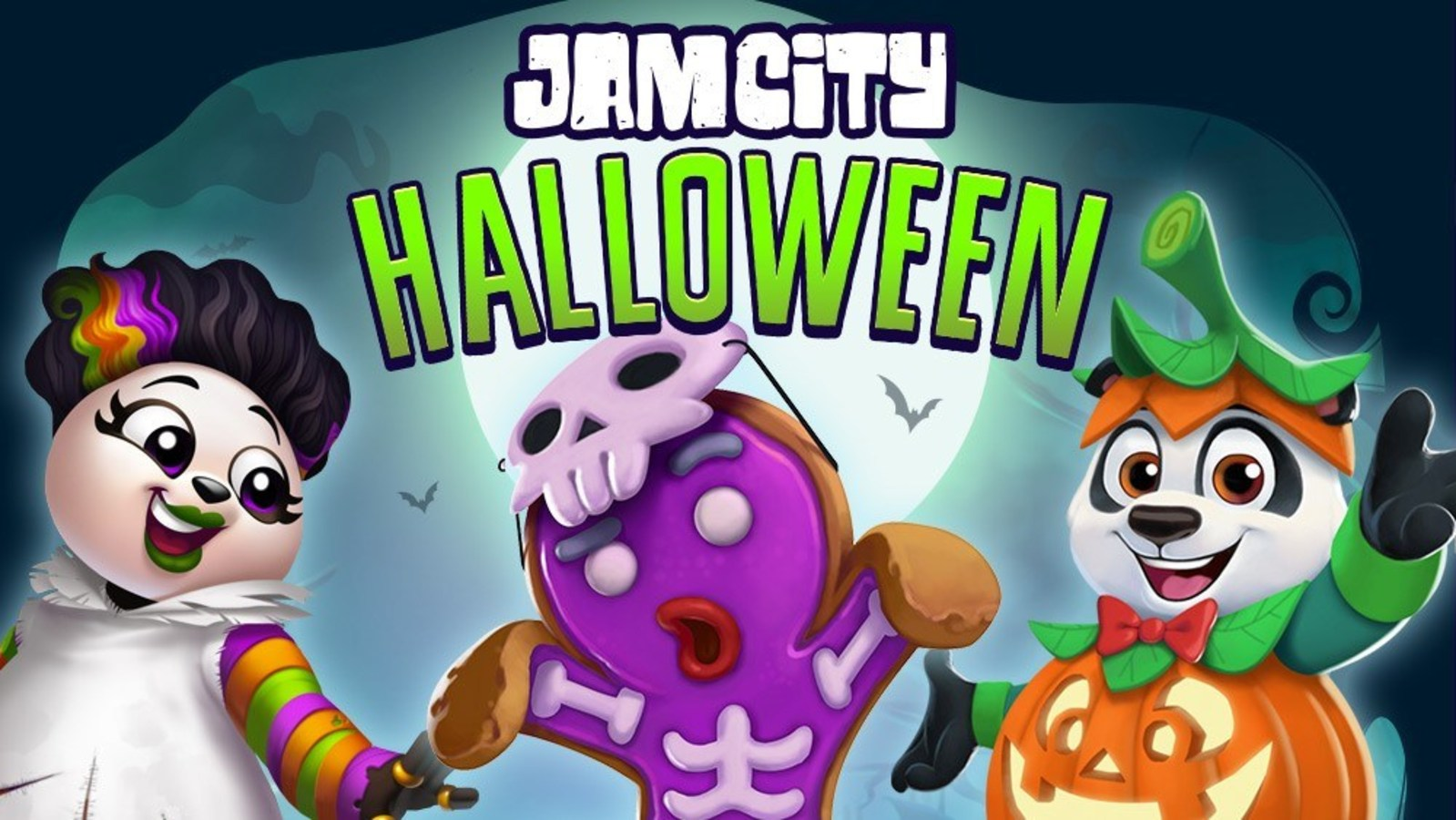 Jam City Dresses Up for Halloween, Gives Mobile Players Treats in Six Monster Hit Games including MARVEL with Zombie Madame Hydra