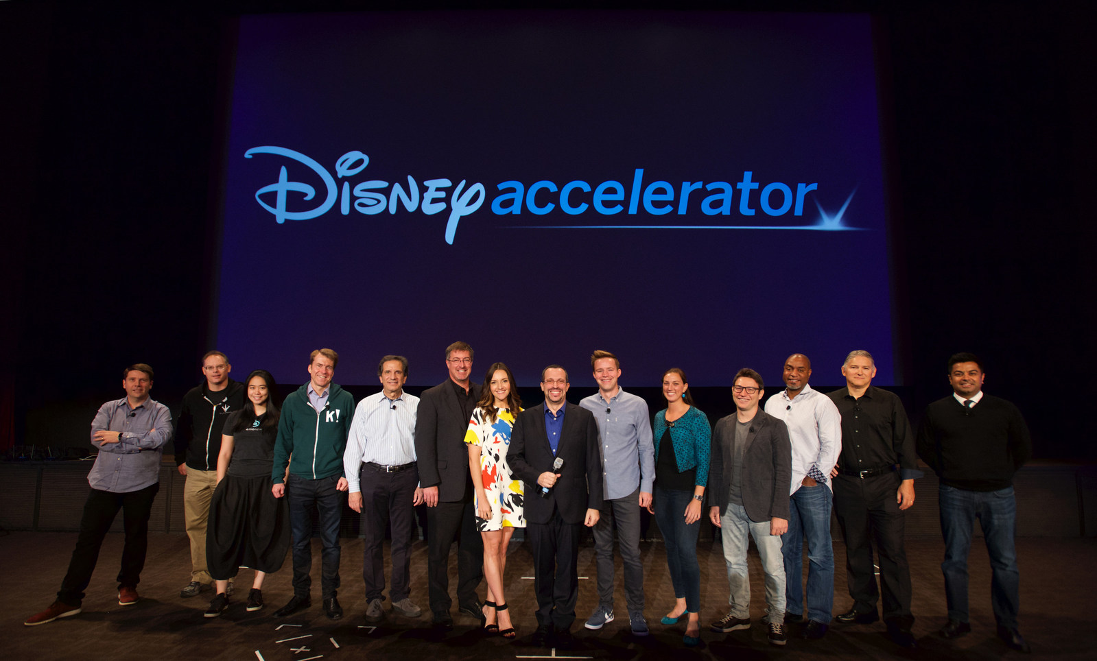Disney Accelerator Showcases 11 Startups at 2017 Demo Day