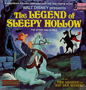 Disney's The Legend of Sleepy Hollow LP