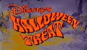 Disney's Halloween Treat Originally Aired on CBS, October 30, 1982