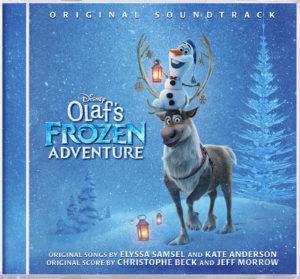 Olaf's Frozen Adventure Original Soundtrack