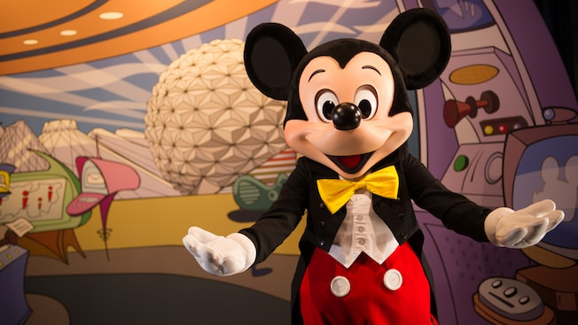 Surprise Visits from Mickey Mouse to Delight His Biggest Fans around the World