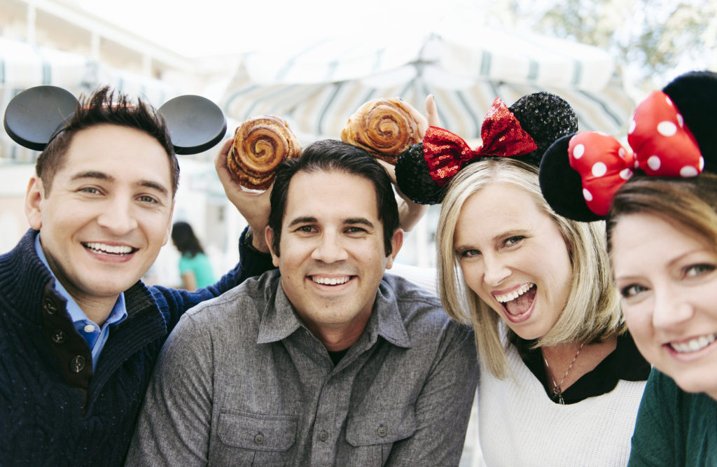 Disney Parks will donate $5 to Make-A-Wish®, up to a total of $1 million