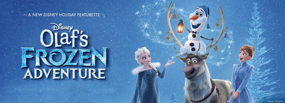 Olaf's Frozen Adventure NOW Available on Digital SD/HD and Movies Anywhere