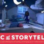 "Disney Publishing Worldwide Encourage Families to Share Their Love of Reading in the Sixth Annual ""Magic of Storytelling"" Campaign"