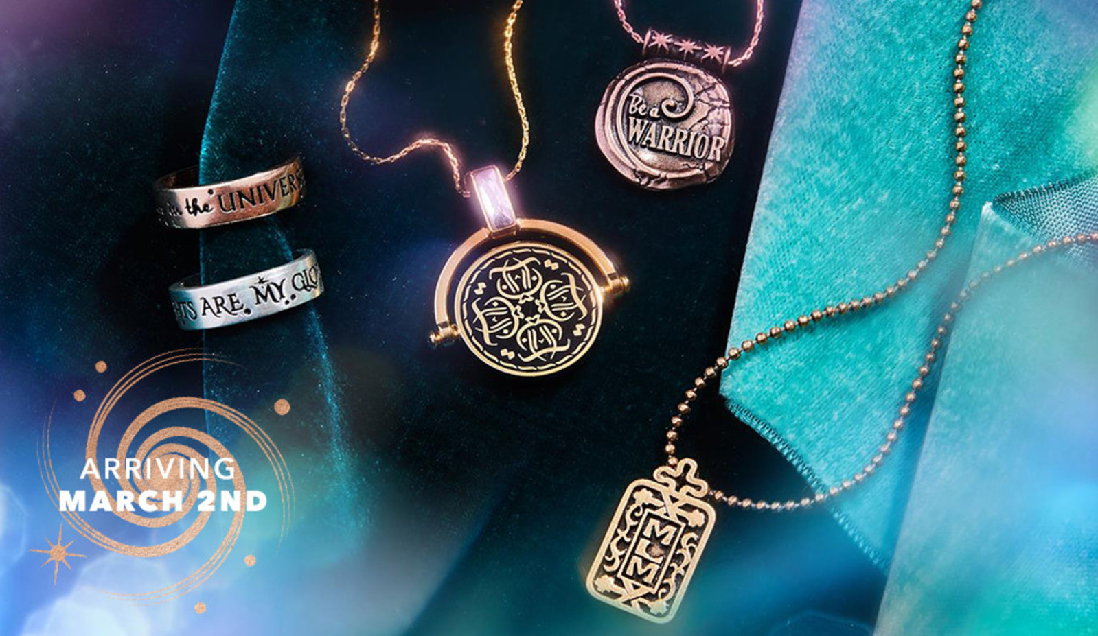 Introducing Disney's A Wrinkle In Time Collection by ALEX AND ANI