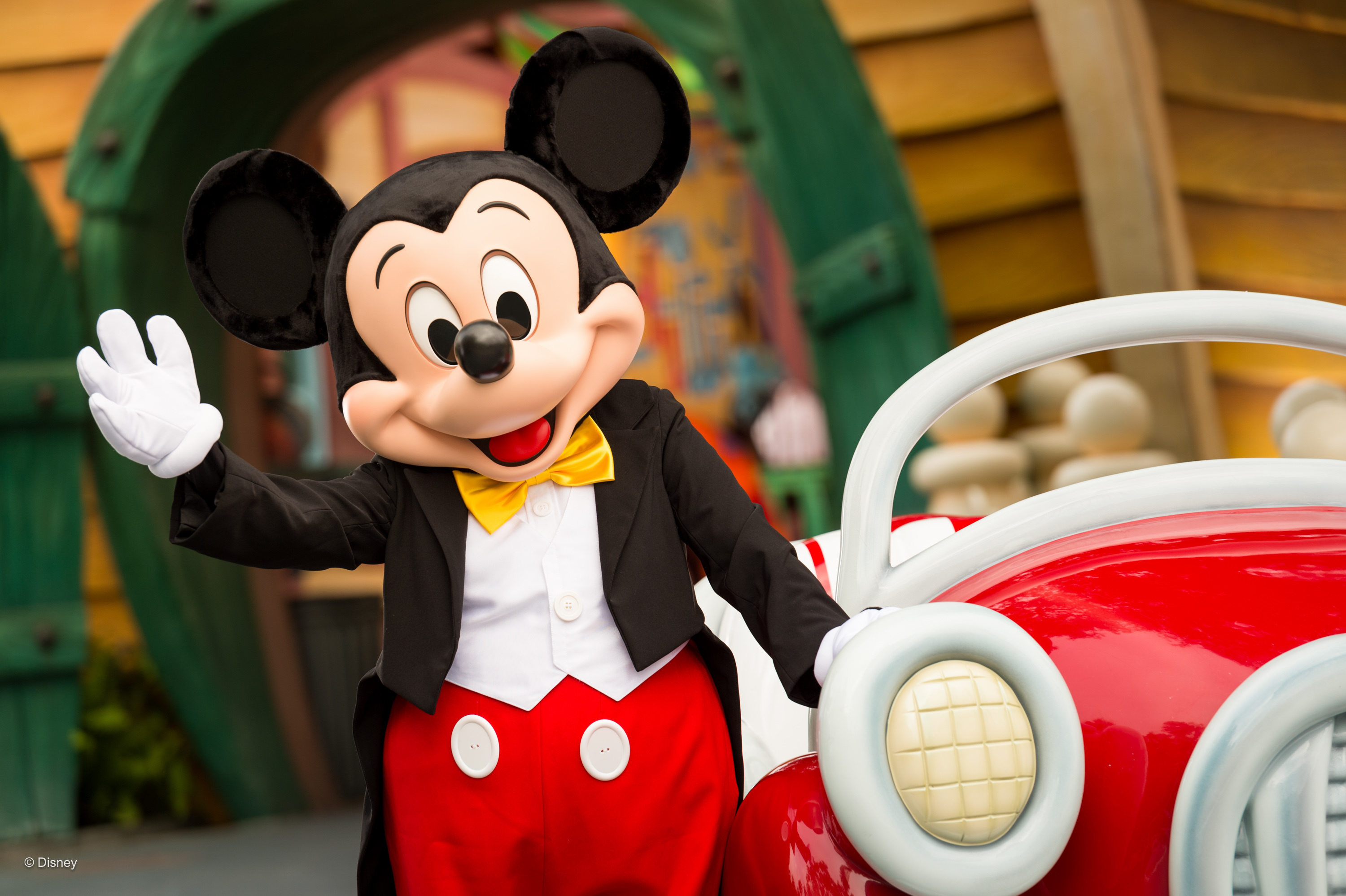 Disney Celebrates 90 Years of Mickey Mouse with Worldwide Festivities
