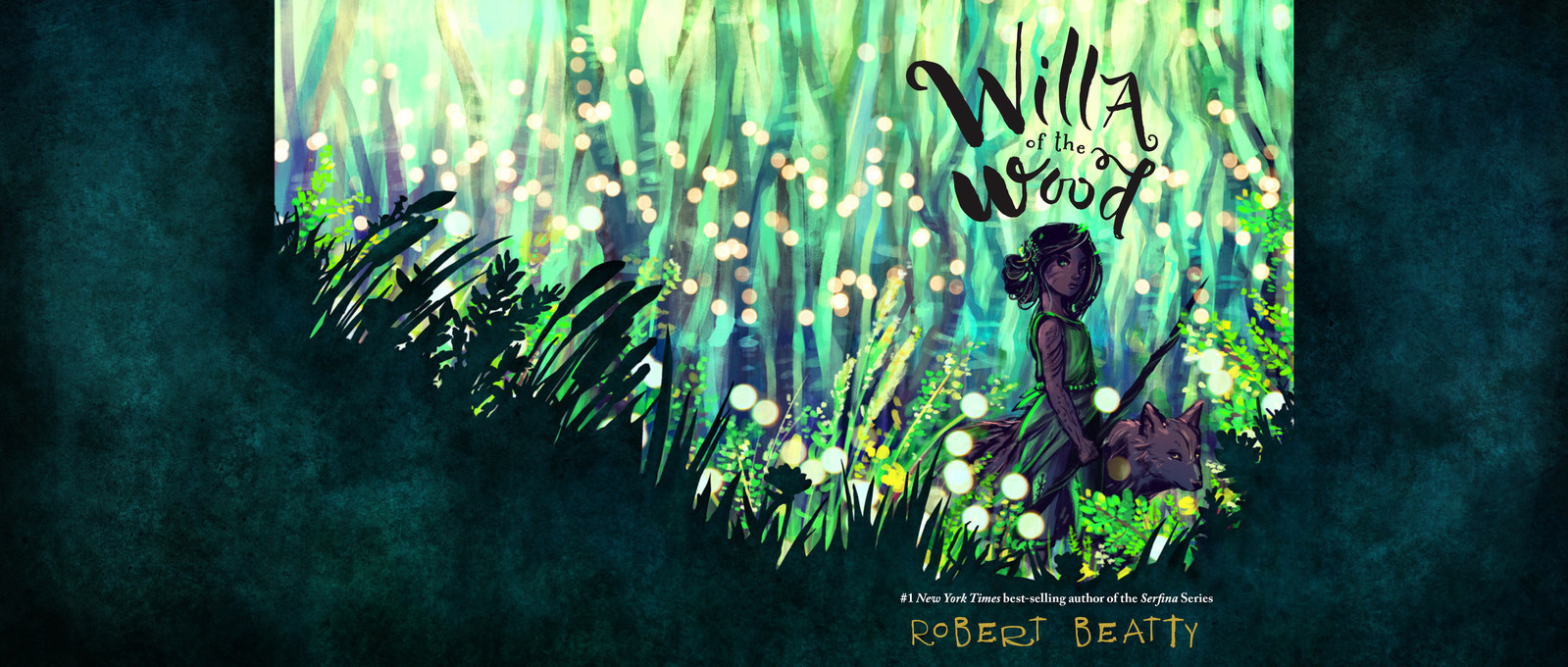 WILLA OF THE WOOD coming in July from Robert Beatty and Disney-Hyperion
