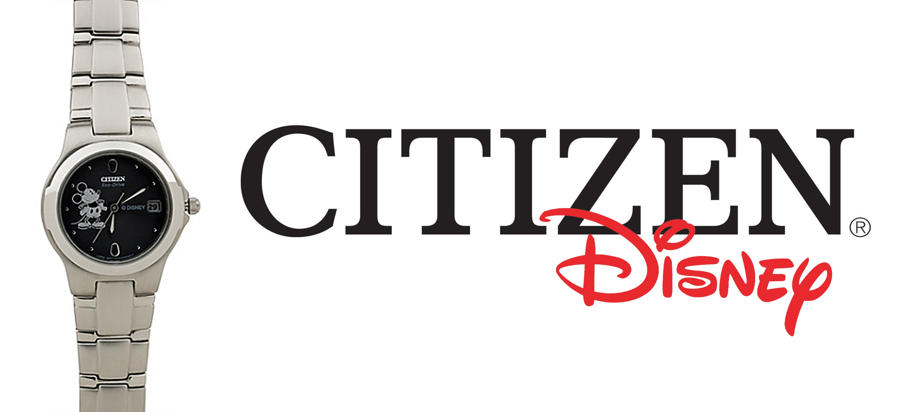 Citizen to Become Official Timepiece of Walt Disney World Resort, Disneyland Resort and Marvel New Media's Creative Space