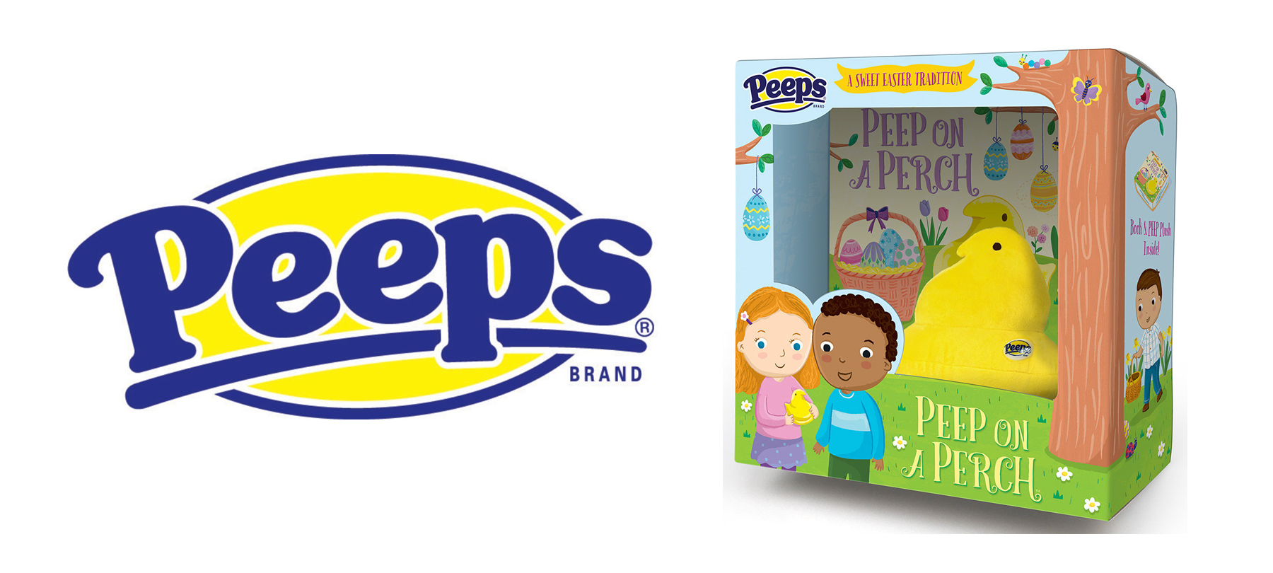 Random House Children's Books Partners with PEEPS® Brand to Launch PEEP On A Perch by Disney Author (Always a Princess, Meet Maui)