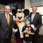 Walt Disney Company Commits More Than $100 Million to Bring Comfort to Children and Their Families in Hospitals