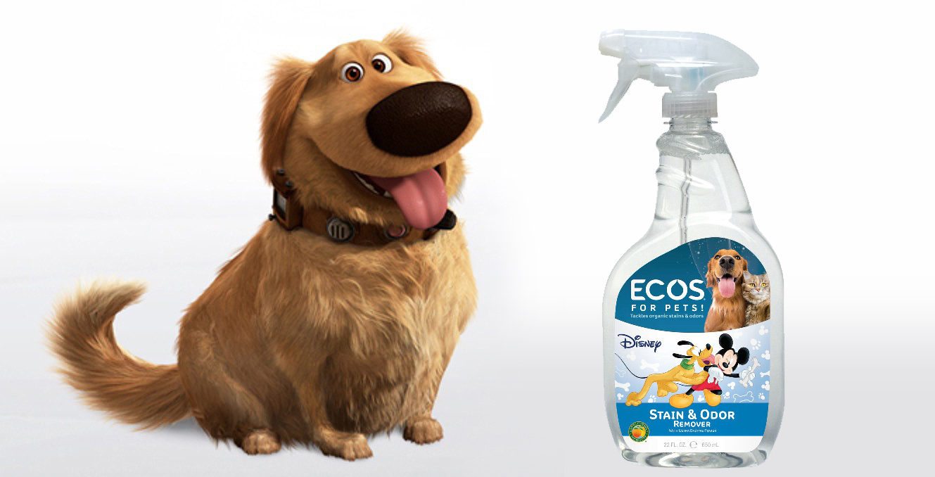 Earth Friendly Products Launches Disney ECOS For Pets!
