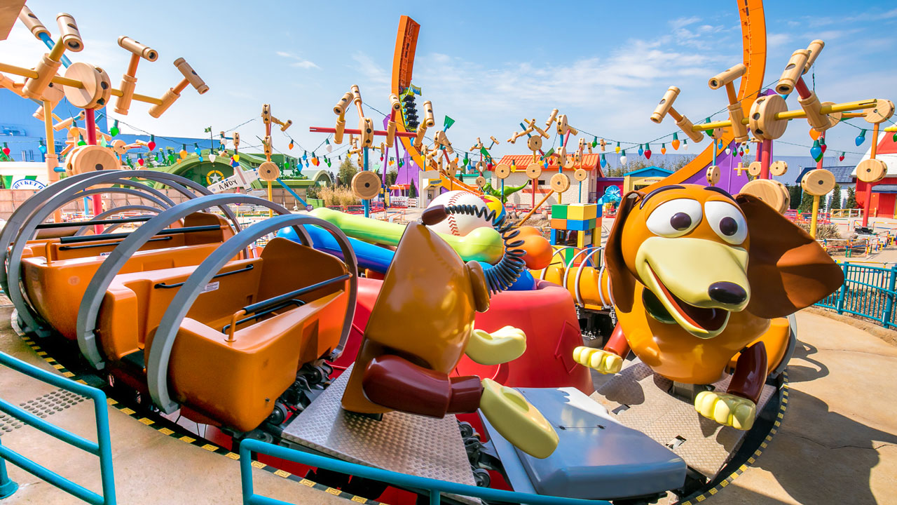 Disney•Pixar Toy Story Land, Shanghai Disney Resort's First Major Expansion Since Opening, Debuts at Shanghai Disneyland