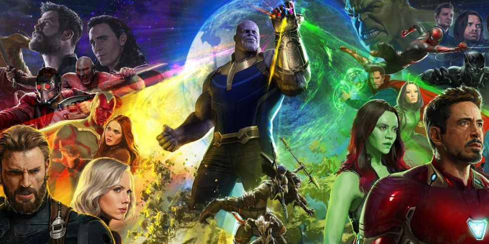 Marvel Studios' Avengers: Infinity War Makes Hollywood History As First Film Shot Entirely With IMAX Cameras; Grosses $41.5 Million For Record Global Launch In IMAX Theaters