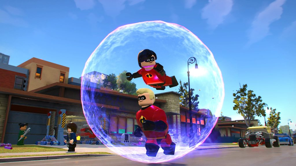 Nintendo Download: Lego Incredibles