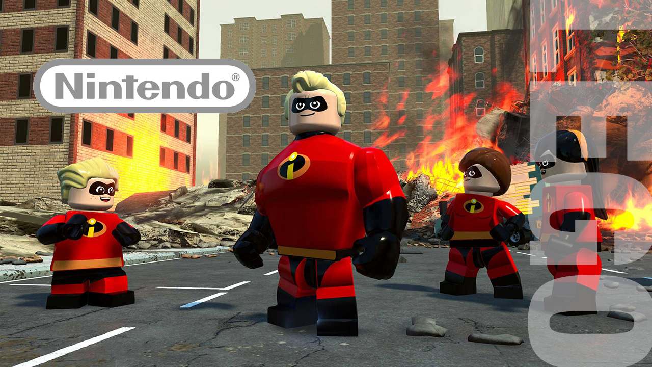 Nintendo Download: It's Battle Royale Time with LEGO INCREDIBLES, Fortnite and more!