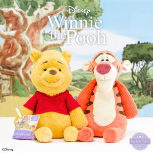 Hundred Acre Wood - Scentsy Scent Pak and Winnie the Pooh and Tigger - Scentsy Buddies