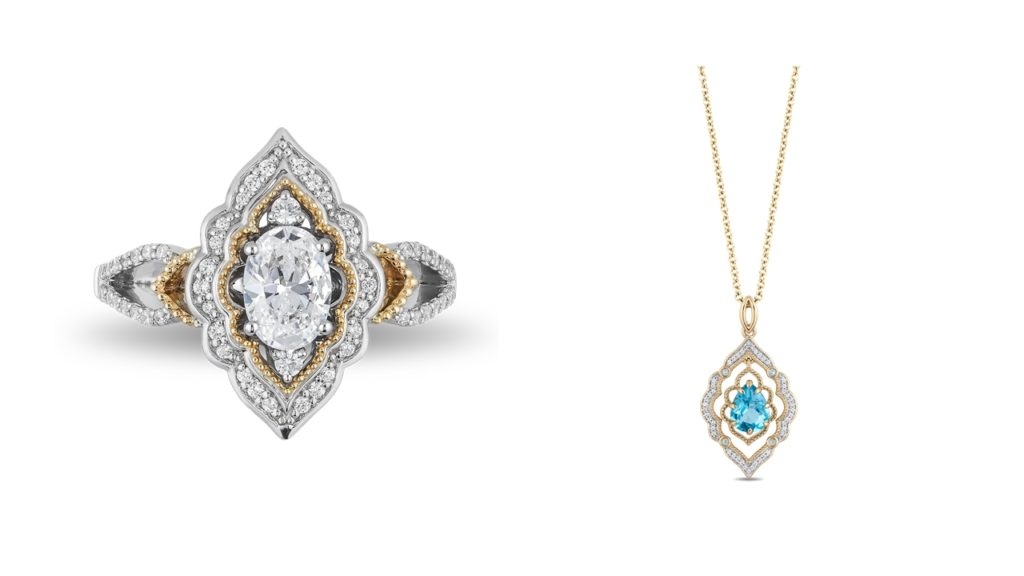 Disney Enchanted Jewelry Collection by Peoples offers Jasmine Inspired Designs