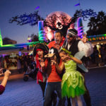 Disneyland Resort Will Debut New Oogie Boogie Bash - A Disney Halloween Party, Coming to Disney California Adventure Park with a New 'World of Color' Spectacular