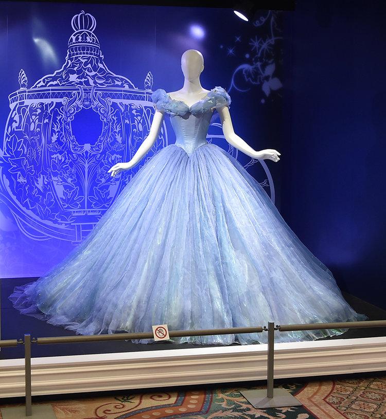Cinderella's Blue Gown