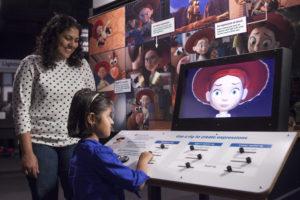 How Pixar Expressions Work in Programming (Science of Pixar Exhibit)