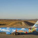 Alaska Airlines reveals its latest special-edition aircraft