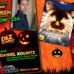DisneyBlu's DizRadio Disney on Demand Show #224 w/ Special Guest DANIEL KOUNTZ (Kal in Halloweentown II: Kalabar's Revenge)