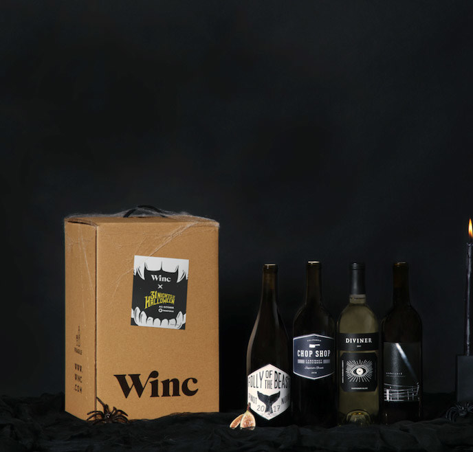 Happy Halloween from Winc Wine Club
