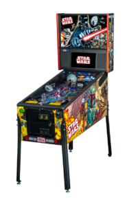 Stern Pinball Announces New Star Wars™ Comic Art Pro and Premium Edition Pinball Machines