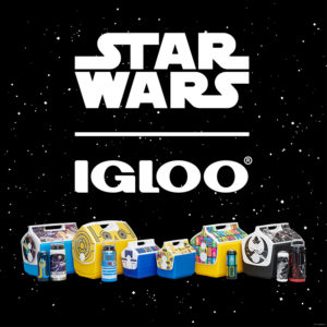 Igloo Launches Line of Classic Star Wars Coolers