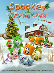 Disney Junior's Spookley the Square Pumpkin Stars in New Animated Christmas Special this December!