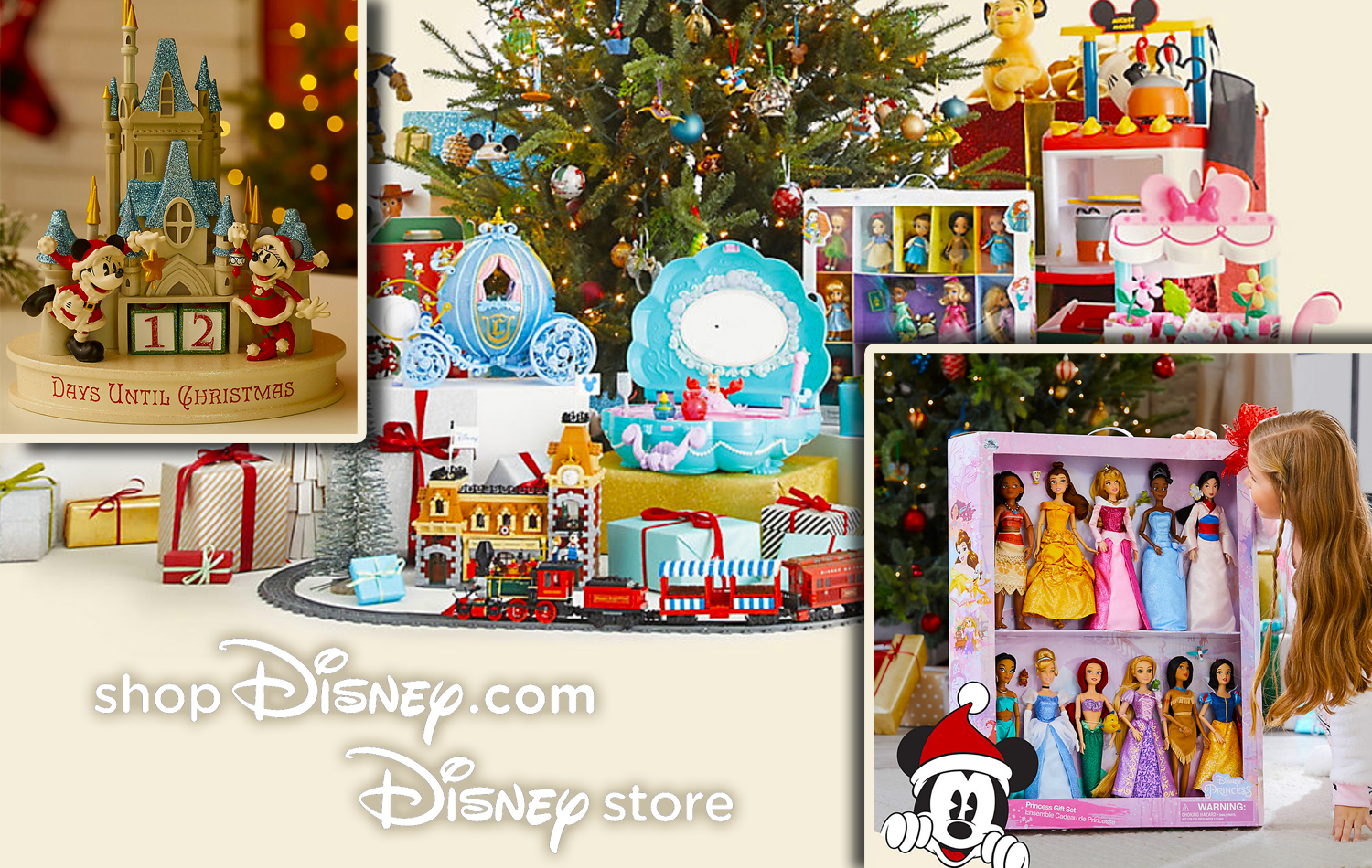 shopDisney.com and Disney store Reveal the Top Holiday Toys for the 2019 Holiday Season
