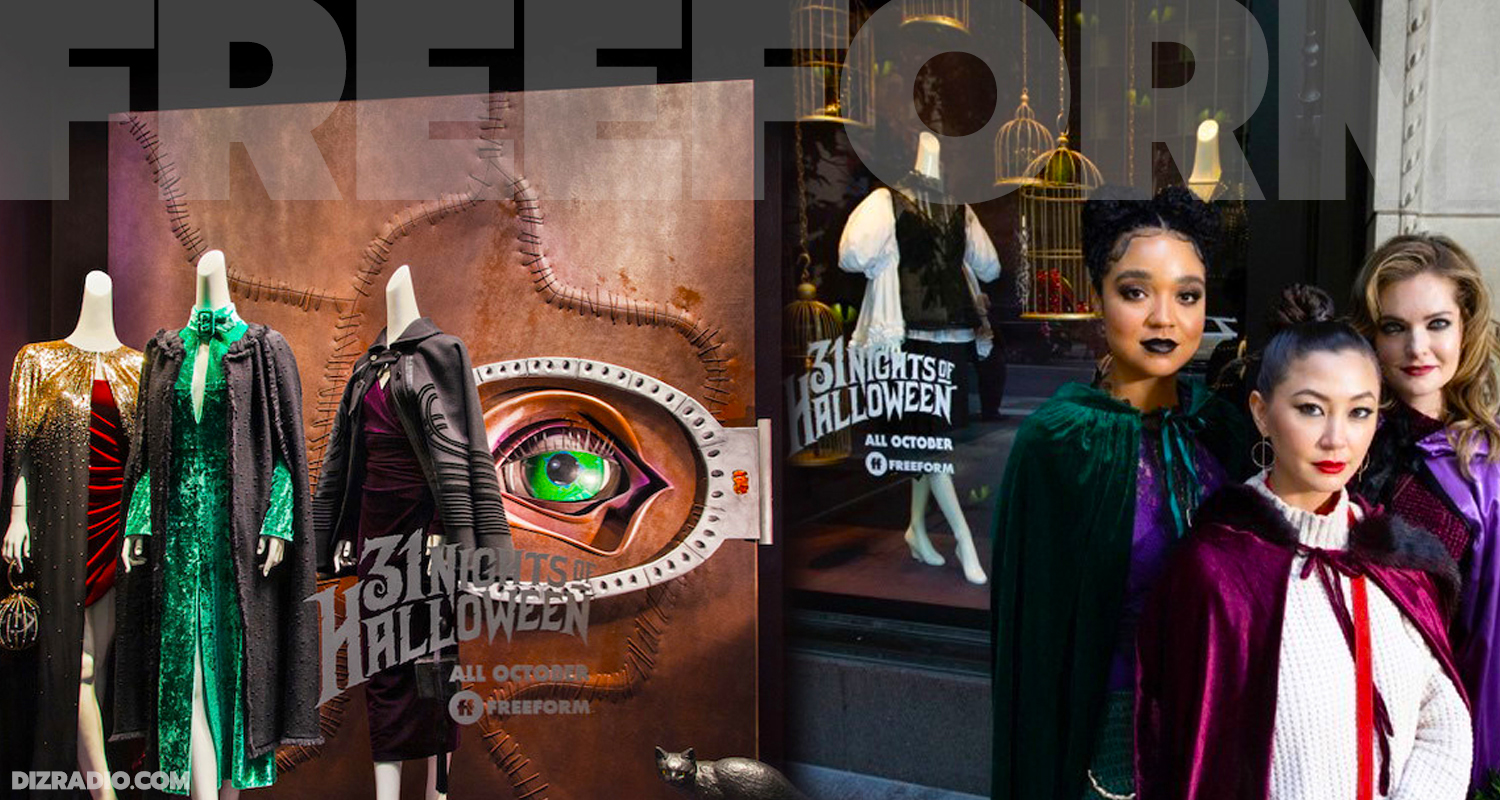 Freeform Kicks Off 31 Nights of Halloween With Spooktacular Collaborations