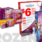 "Kellogg's Brings Magic To The Table With Disney's ""Frozen 2"" Cereal, Eggo, Snacks And In-Pack Giveaways"