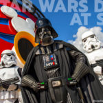 Disney Cruise Line guests can experience the legendary adventures and iconic characters from the Star Wars saga aboard a Disney Cruise Line ship in a day-long celebration: Star Wars Day at Sea. The event combines the power of the Force, the magic of Disney and the excitement of cruising for an out-of-this-galaxy experience unlike any other. (Matt Stroshane, photographer)