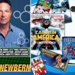 DisneyBlu's DizRadio Show #237 w/ Guest GEORGE NEWBERN (Adventures in Babysitting, Father of the Bride, Father of the Bride 2, Scandal, Friends, Justice League, Dadnapped, Injustice, Captain America Liberty's Torch and more)