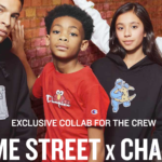 Champion Sesame Street Collection Makes Its Debut Along with Sesame Street Cares COVID-19 Initative