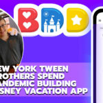 New York Tween Brothers Spend Pandemic Building Family Friendly Vacation App to Enhance 'Disney Magic'