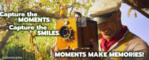 """""""Capture the Moments. Capture the Smiles. Moments Make Memories."""" The Jungle Cruise"""