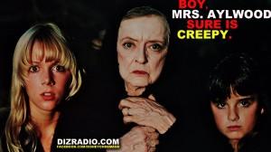 """""""Boy, Mrs. Aylwood sure is creepy."""" - Watcher In The Woods, One Creepy Disney Movie."""