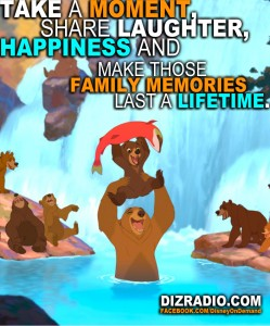 """""""Take a Moment, Share Laughter, Happiness and Make Those Family Memories Last a Lifetime"""""""