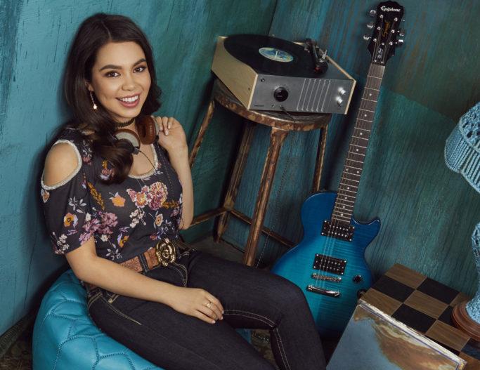 Auli'i Cravalho Reveals Her Fashion Inspiration in New WallFlower Jeans