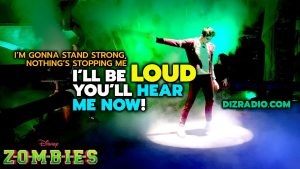 """I'm Gonna Stand Strong, Nothing's Stopping Me, I'll Be Loud You'll Hear Me Now"""""""