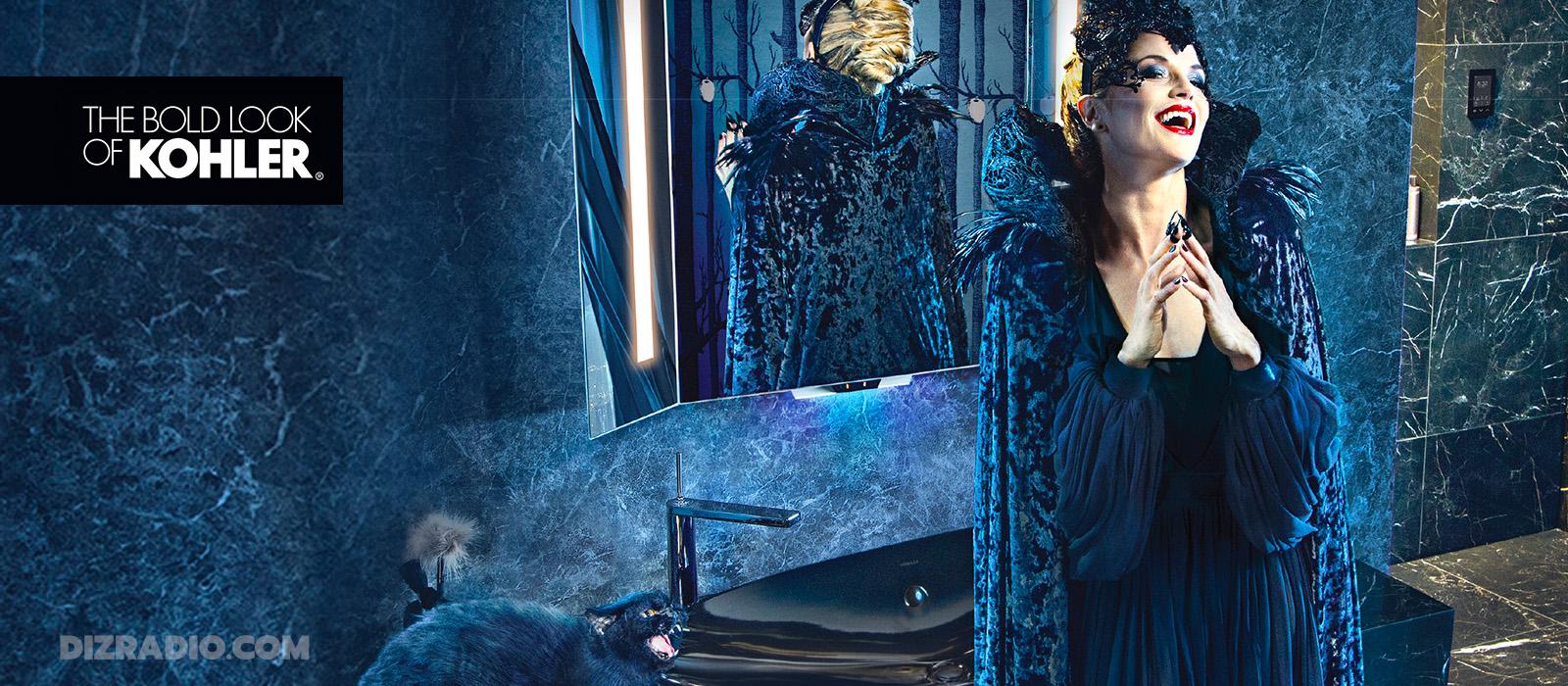 "Kohler Co. And Disney Team Up On ""Maleficent: Mistress Of Evil"" Voice Lighted Mirror!"